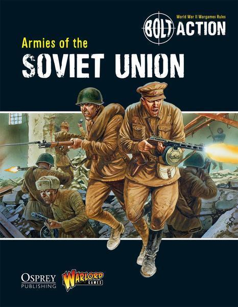 Bolt Action Armies Of Soviet Union Codex Book