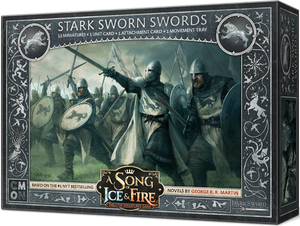 A Song of Ice and Fire Stark Sworn Swords Expansion