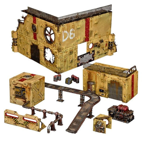 Terrain Crate Industrial Zone Set