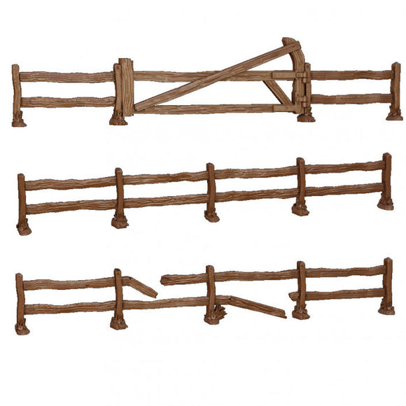 Terrain Crate Fences Set