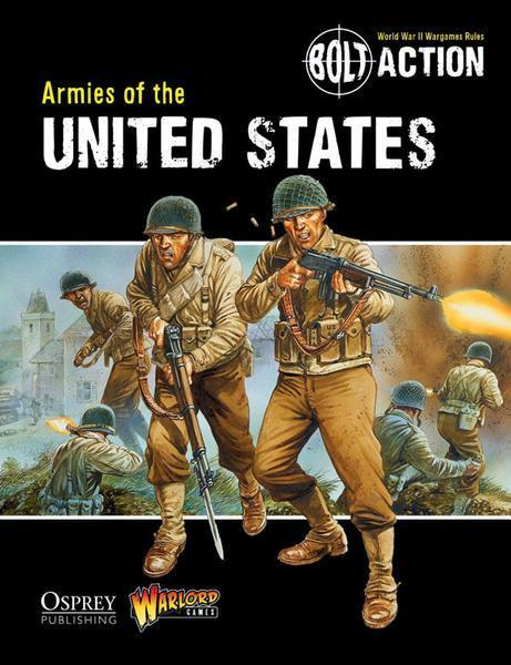Bolt Action Armies Of United States Rule Book Codex