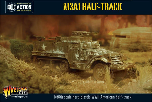 Warlord Games Bolt Action M3A1 US Halftrack