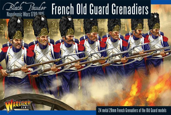 Warlord Games Napoleonic Late French Old Guard Grenadiers
