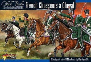 Warlord Games Napoleonic French Chasseurs & Cheval Light Cavalry