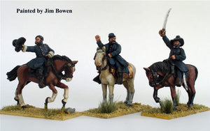 Perry Miniatures ACW Union Generals