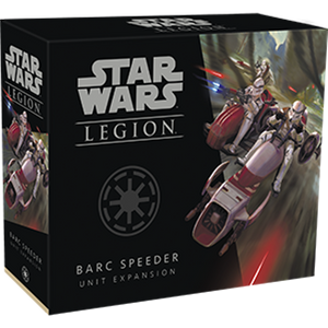 Star Wars Legion BARC Speeder Expansion