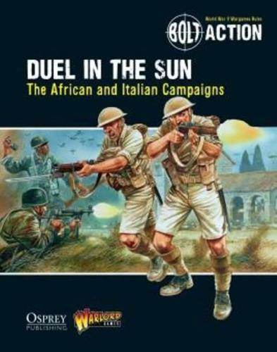 Bolt Action Duel In The Sun Supplement Rule Book