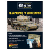 Bolt Action German Flakpanzer IV Wirbelwind