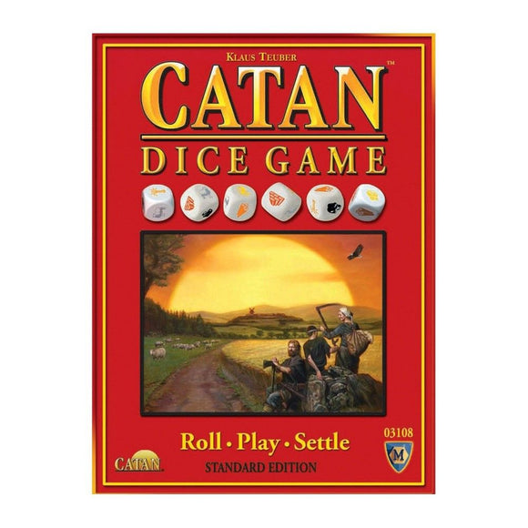 Catan Dice Game Standard Edition