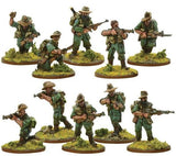 Bolt Action Chindit Section