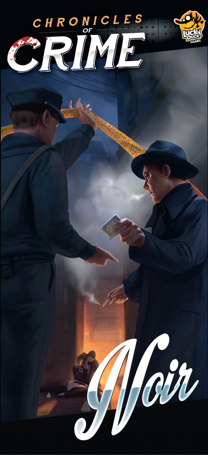 Chronicles Of Crime Noir Expansion Set