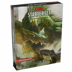 D&D Dungeons & Dragons Starter Set