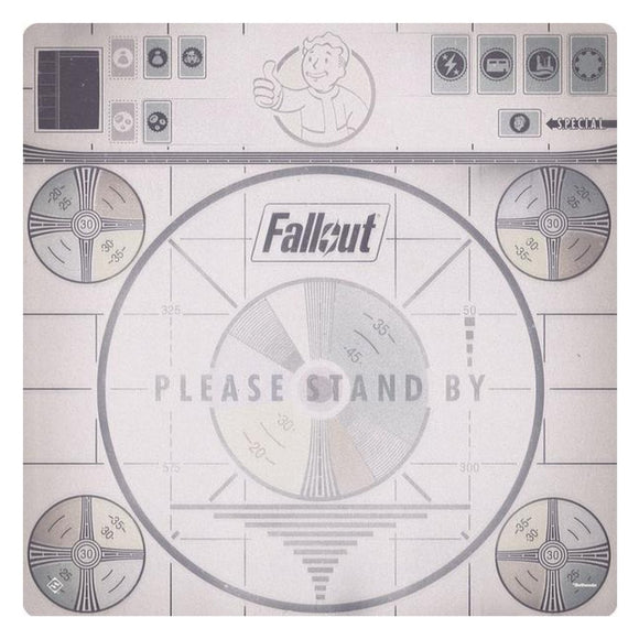 Fallout Please Stand By Gamemat
