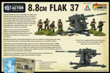 Bolt Action 8.8cm Flak 37 Anti Tank Gun