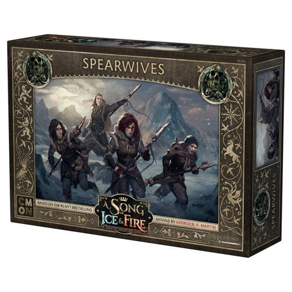 A Song of Ice and Fire Free Folk Spearwives Expansion Set