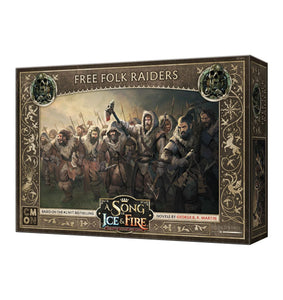 A Song of Ice and Fire Free Folk Raiders Expansion Set