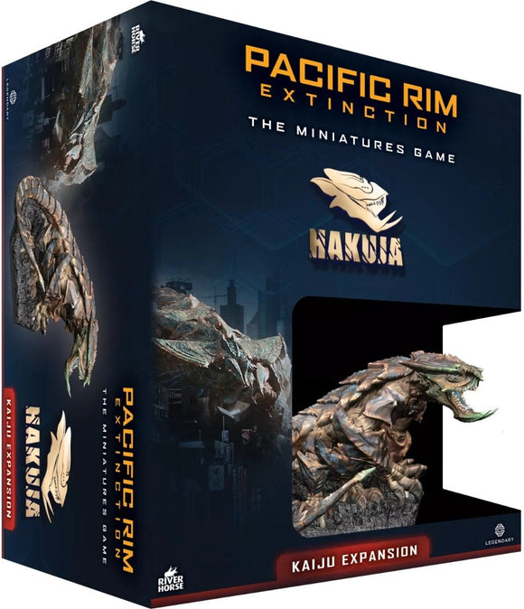 Pacific Rim Extinction Hakuja Kaiju Expansion