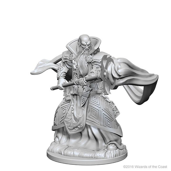 D&D Nolzurs Marvelous Unpainted Miniatures Human Male Wizard