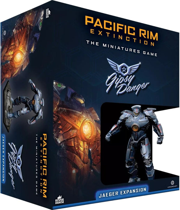 Pacific Rim Extinction Gipsy Danger Jaeger Expansion