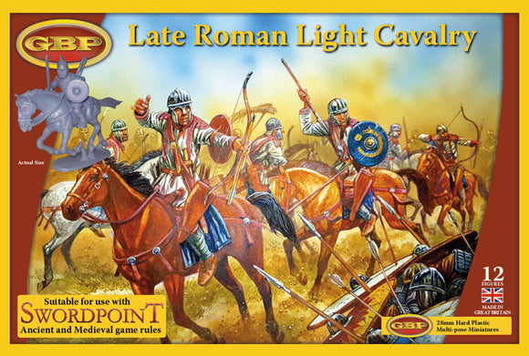 Gripping Beast Late Roman Light Cavalry