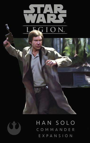 Star Wars Legion Han Solo Commander Expansion Set