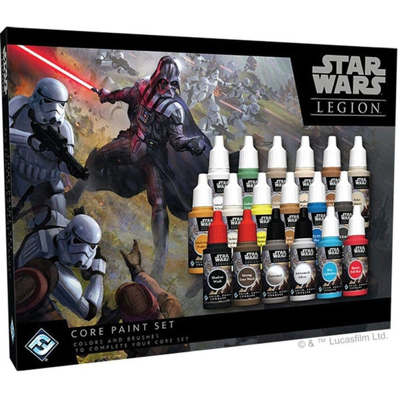 Star Wars Legion Core Paint Set