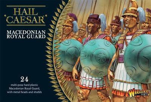 Warlord Games Ancient Macedonian Royal Guard