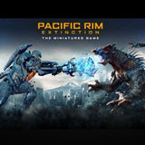 Pacific Rim Extinction The Miniatures Game