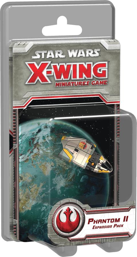 Star Wars X-Wing Phantom II Expansion Set