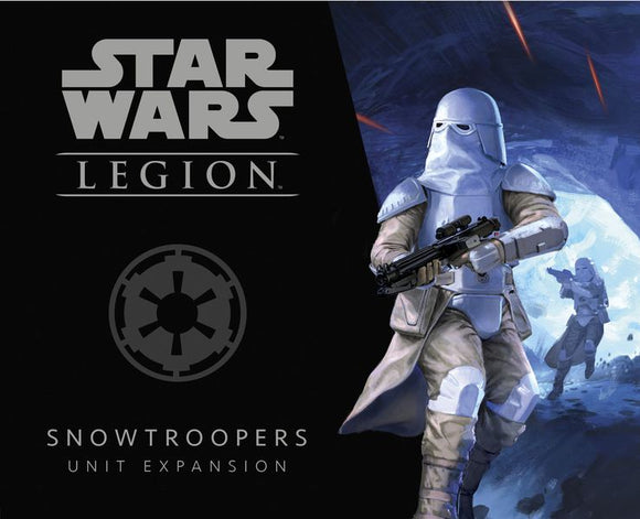 Star Wars Legion Snowtroopers Unit Expansion Set
