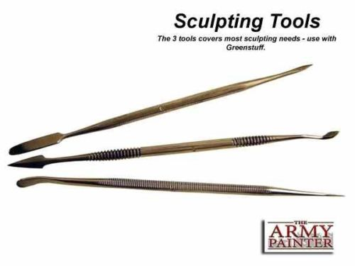 The Army Painter Hobby Scultping Tools