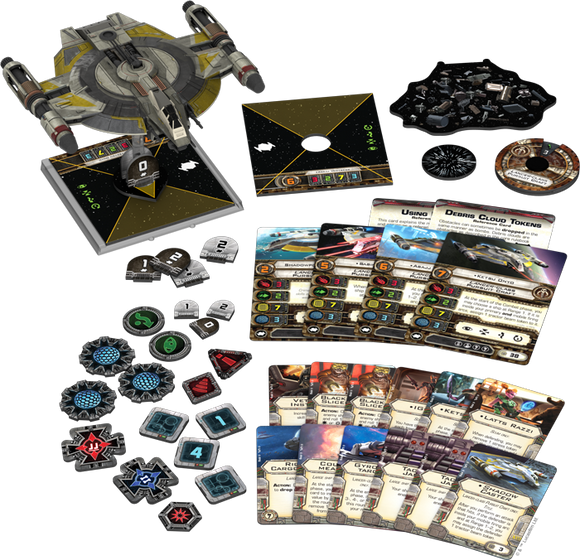 Star Wars X-Wing Shadow Caster Expansion Set