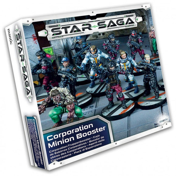Star Saga Corporation Minion Booster Set