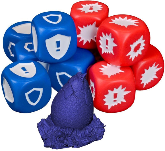 Star Saga Dice Booster Set