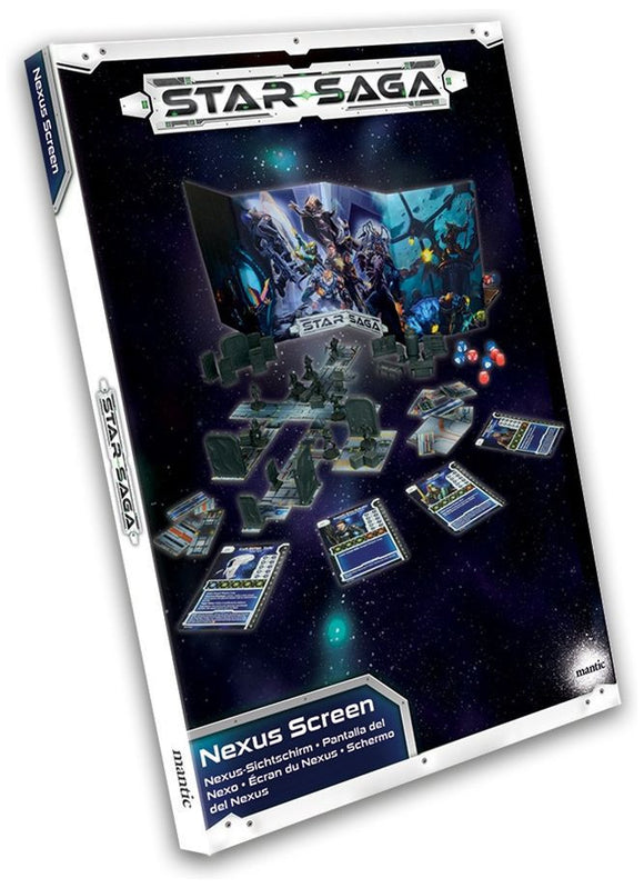 Star Saga Nexus Screen Expansion Set