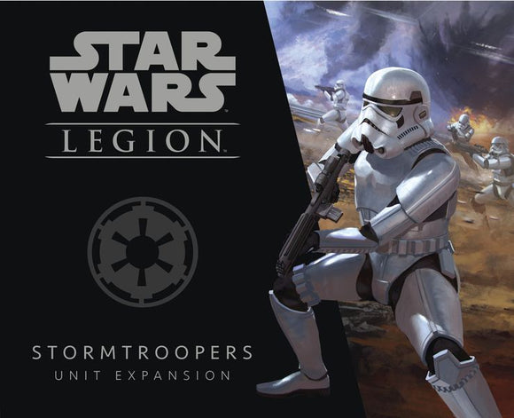 Star Wars Legion Stormtroopers Imperial Expansion Set