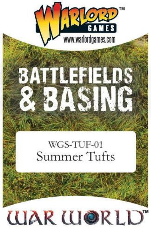 Warlord Games Battlefields & Basing Summer Tufts