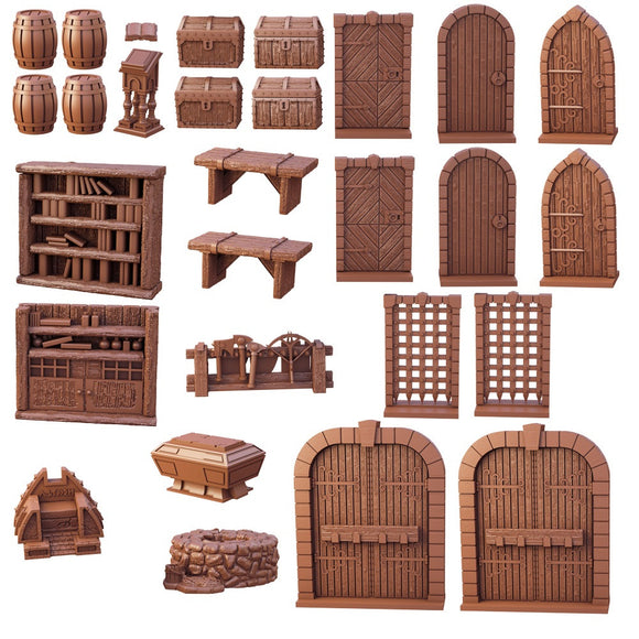 Terrain Crate Dungeon Essentials