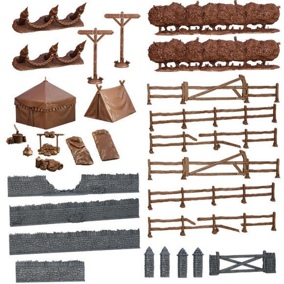 Terrain Crate Battlefield Set