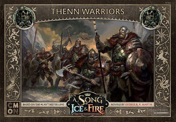A Song of Ice and Fire Thenn Warriors Expansion