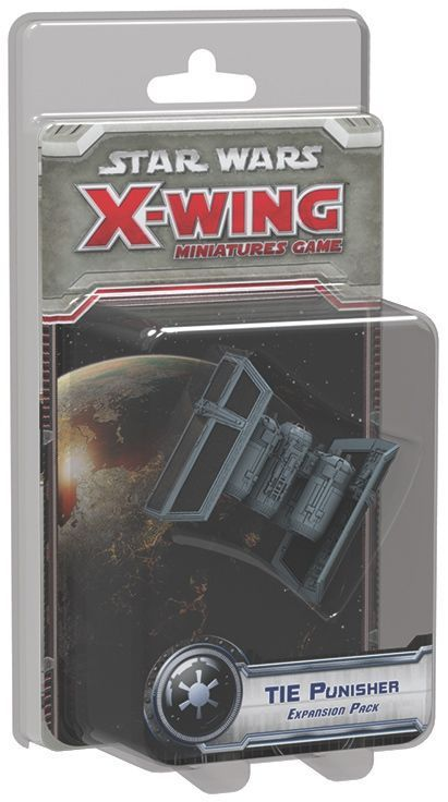 Star Wars X-Wing Tie Punisher Expansion Set
