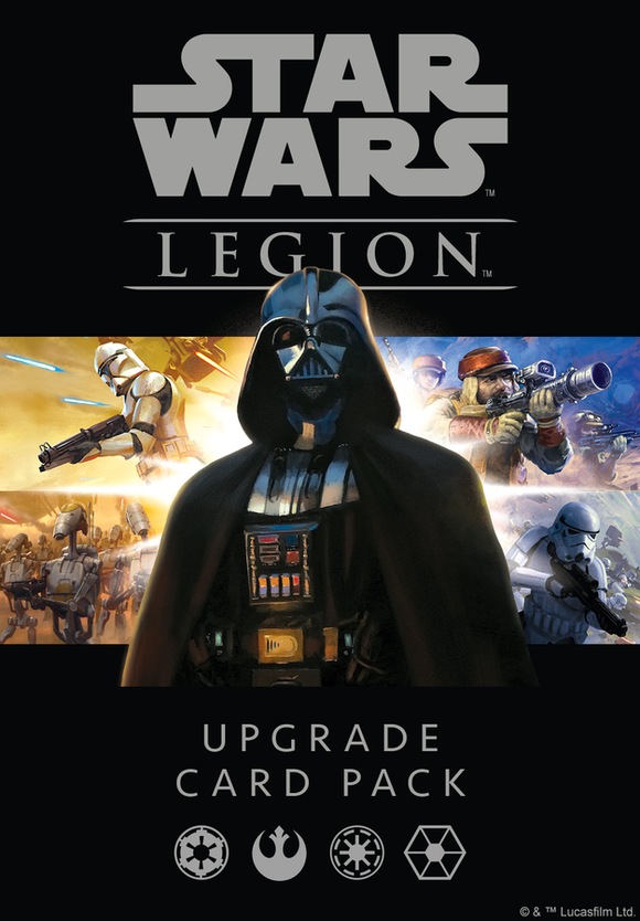 Star Wars Legion Upgrade Card Pack Expansion