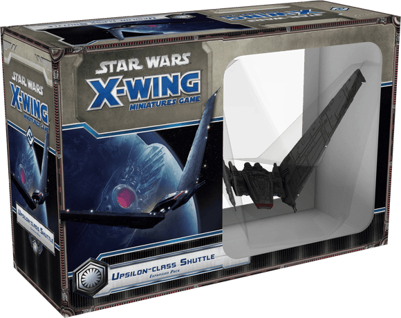 Star Wars X-Wing Upsilon Class Shuttle Expansion Set
