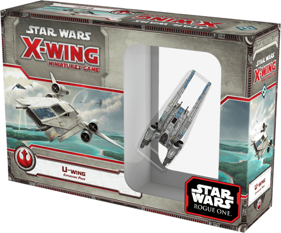 Star Wars X-Wing U Wing Expansion Set