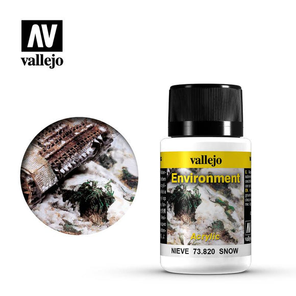 Vallejo Weathering Effects Snow 40ml