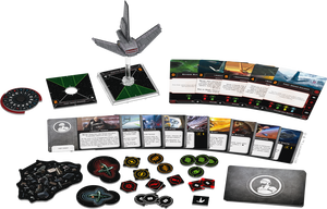 Star Wars X-Wing 2nd Edition Xi-class Light Shuttle Expansion