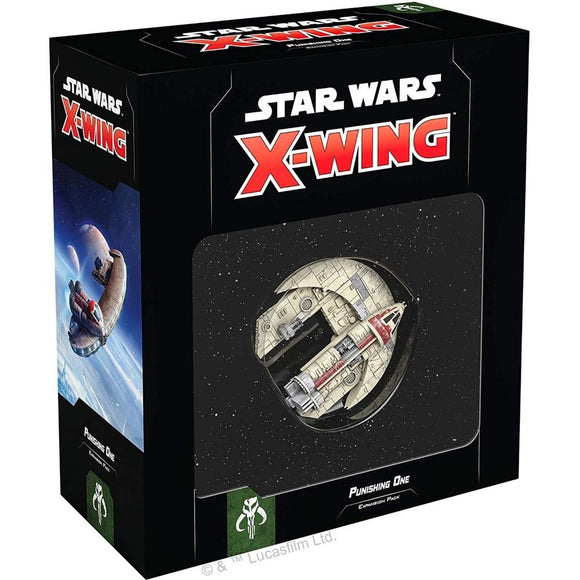 Star Wars X-Wing 2nd Edition Punishing One Expansion