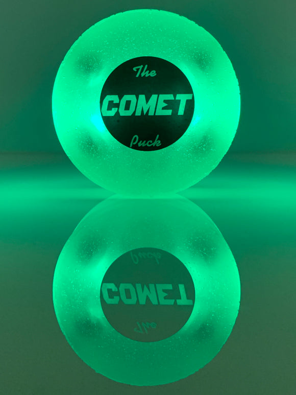 BACKORDER - The Comet ICE Puck (Green)