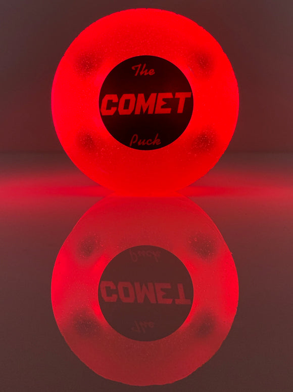The Comet Puck (Red)