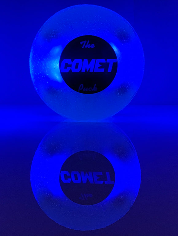 The Comet Ice Puck (BLUE) LIMITED RELEASE
